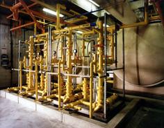 Western Branch Chemical Metering Skid