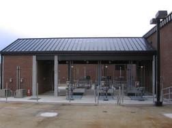 WSSC Ultraviolet Disinfection Facility