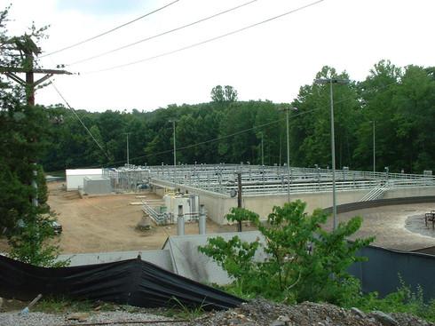 Dale Service Treatment Plant Upgrades