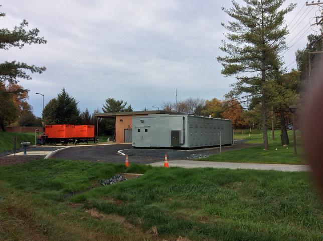 Mill Creek Wastewater Pump Station