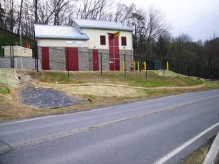 Boyers Mill Pump Station