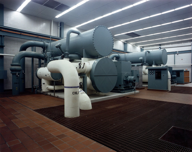 NIST Chilled Water Plant