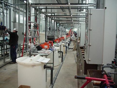 Dale Carlia WTP Chemical Metering System