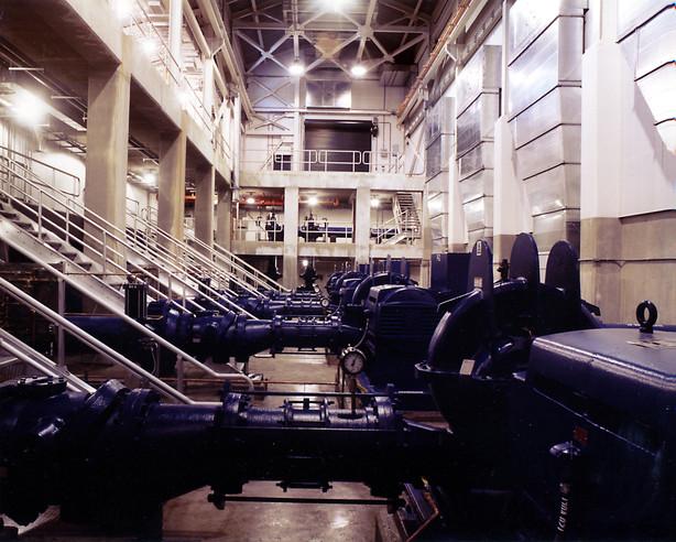 Wheaton Main Zone Pump Station