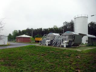 Camp Upshur Wastewater Treatment Plant