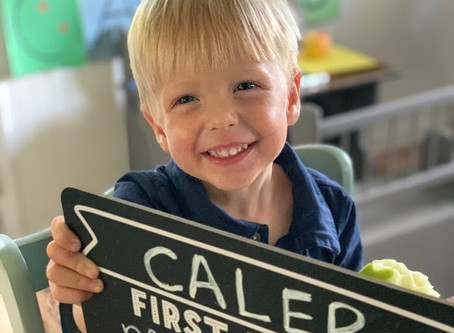 Playing Preschool with Busy Toddler: Lessons Learned