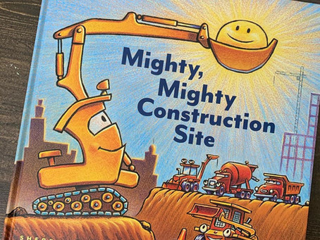 Book Review: Mighty, Mighty Construction Site