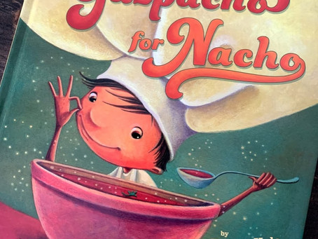 Book Review: Gazpacho for Nacho
