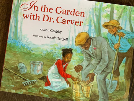 Book Review: In the Garden with Dr. Carver