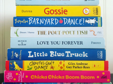 12 Modern Classic Board Books for Babies and Toddlers