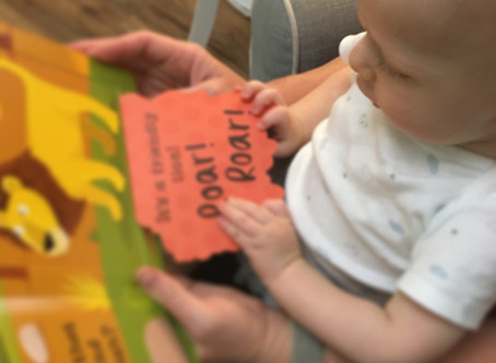 Raising Readers: Reading to Babies