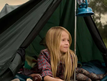 Summer Camp at Home with Busy Toddler - Camping Week