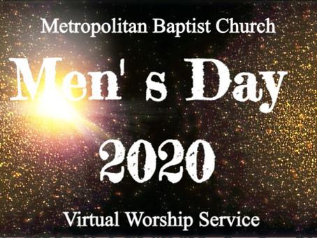 Men's Day 2020