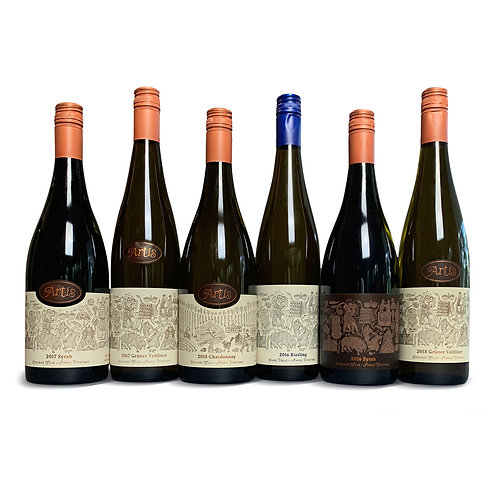 Artis Wines Sensational Mixed Six