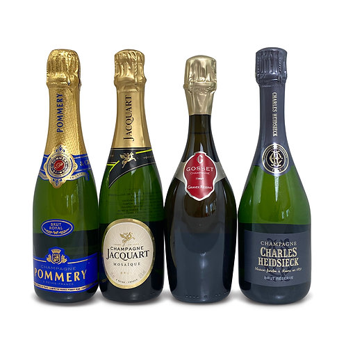 Time for Champagne Webinar Mix