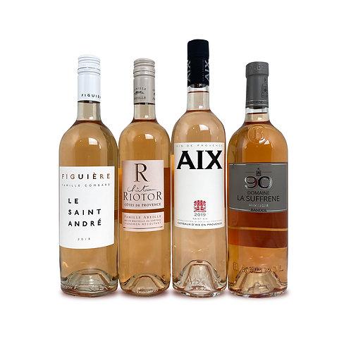 Provence Rosé Webinar Mix