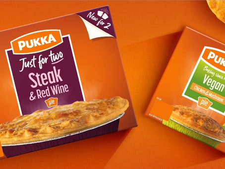 Our New Pukka Packaging has Launched in Stores