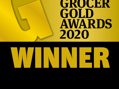 Pukka Work Wins Grocer Brand of the Year...