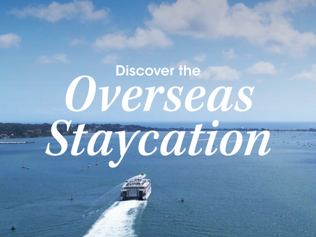 'The Overseas Staycation' Launch Campaign