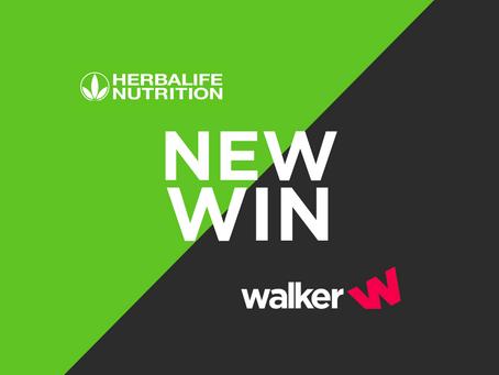 Herbalife UK Appoints Walker for Full Service Social