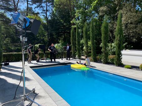 We've Been Filming New Mentos TV Creative This Week
