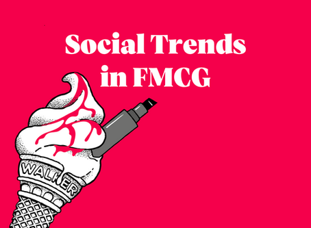 Social content strategies for FMCG clients 💡