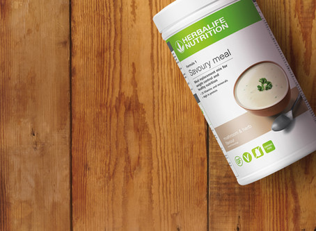 Our latest work for Herbalife Nutrition is live 🍄