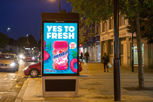 Yes to Fresh OOH