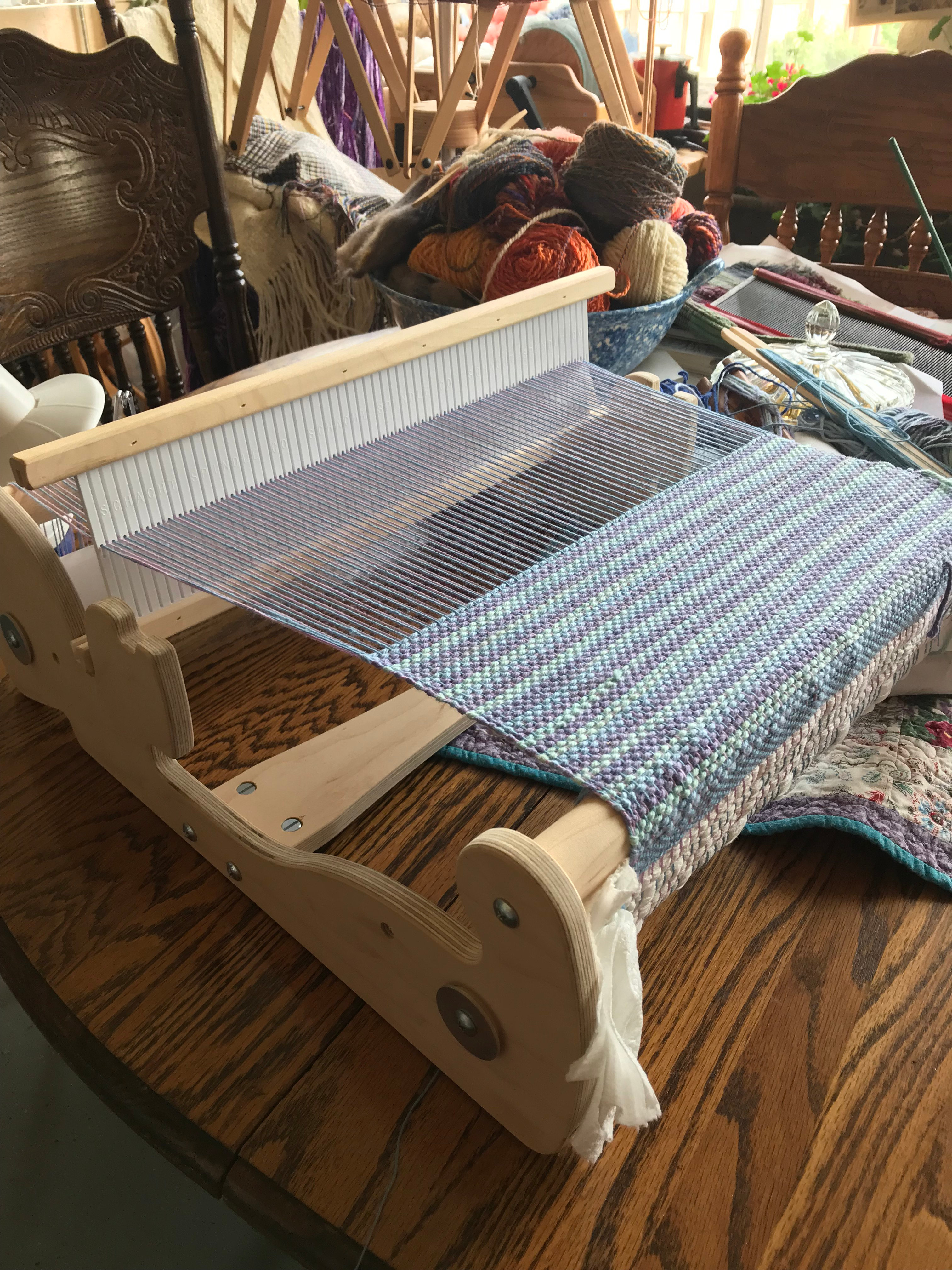 Introduction to Rigid Heddle Weaving 11/3