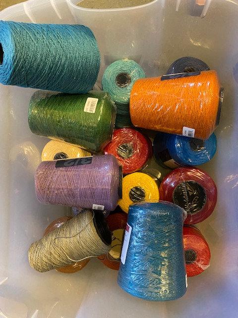 Cotton Towel Yarn $20