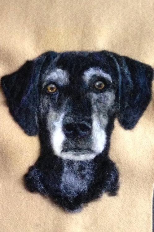 Pet Portrait in 2D 4/17 &4/18
