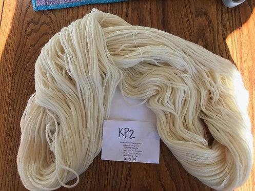 KP2 3.5 oz.Wool Worsted Wt. Yarn