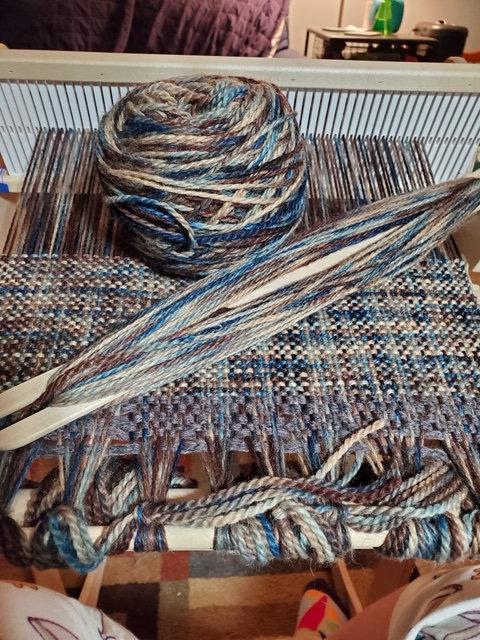 Just Weave -Rigid Heddle