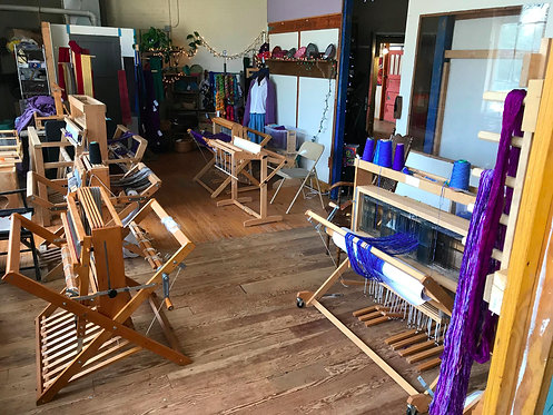 Floor Loom rental for 3 day workshop