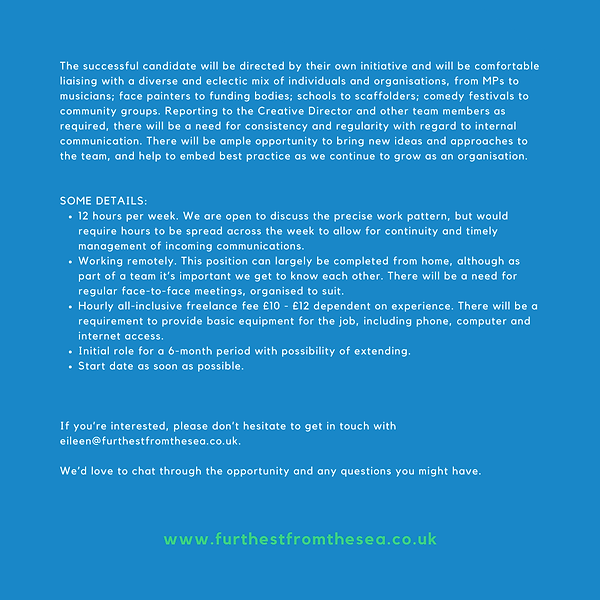 vacancy, job opportunity, work with us
