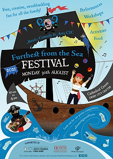 Furthest from the Sea Festival 2021 - Au