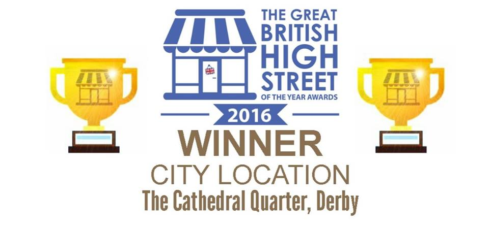The Cathedral Quarter Wins!!