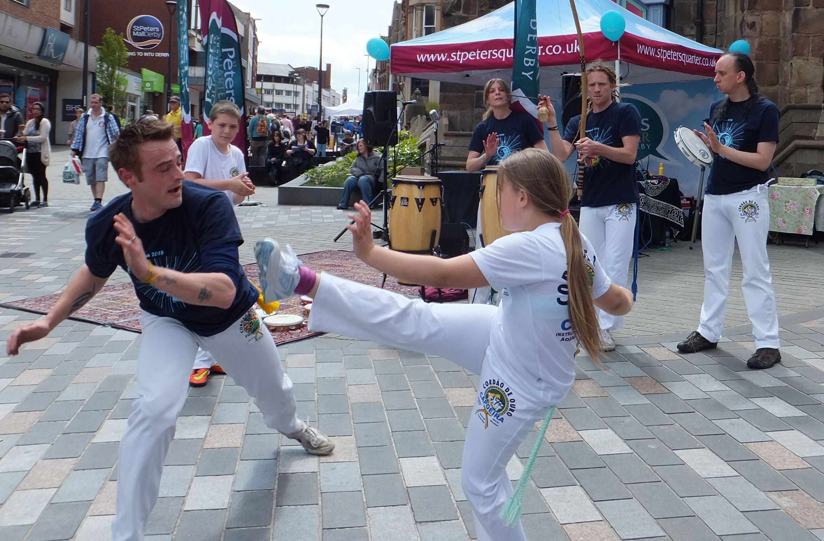 Cordao do Ouro Capoeira