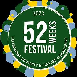 52 Weeks Festival Logo Multicolour 2023.