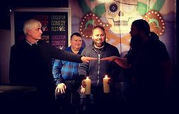 What we do - image 9 -Outreach - Comedy