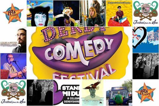 Derby Comedy Festival 2017