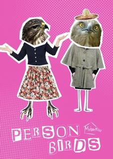 Maison Foo Person Birds