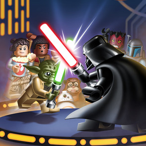 LEGO SW: Face Off cover