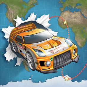 Hot Wheels: Race the World