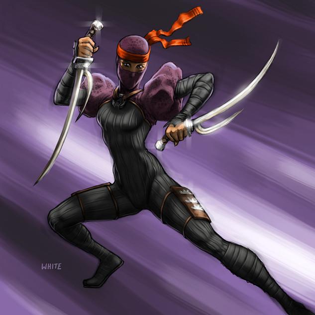 Gaming Card: Ninja
