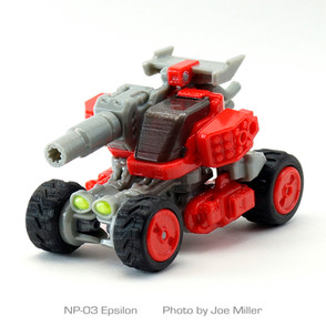 Epsilon Transforming Vehicle