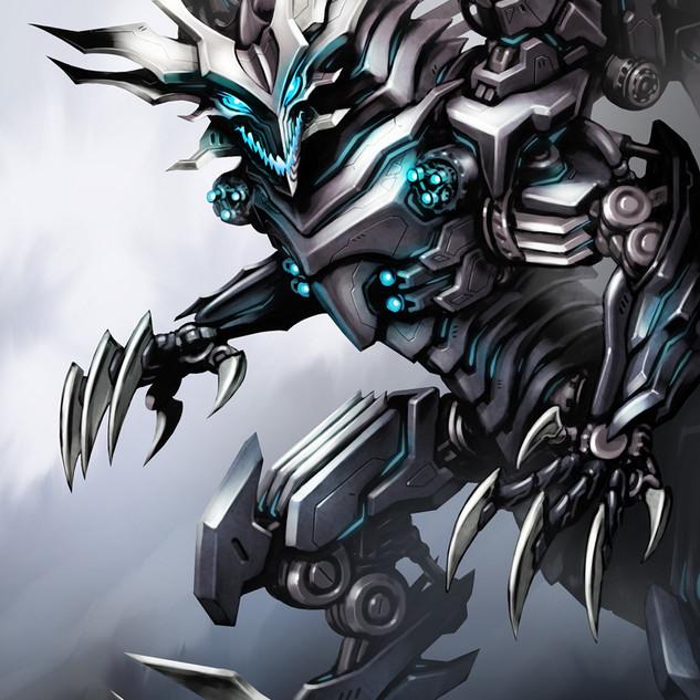 Dragon Mech