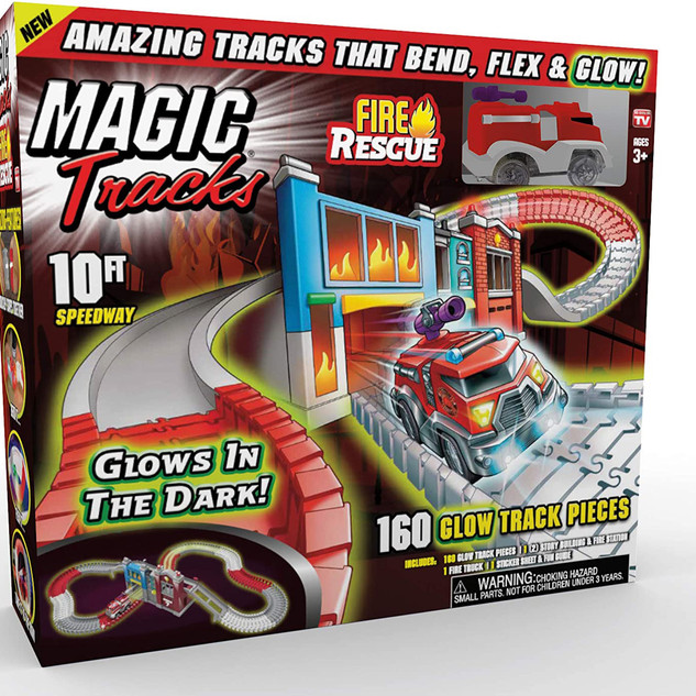Magic Tracks box art