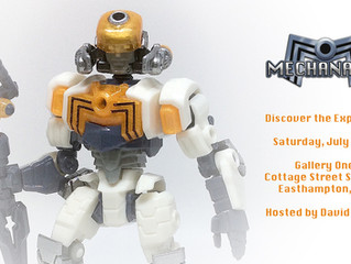 Mechanauts Explorer Release!
