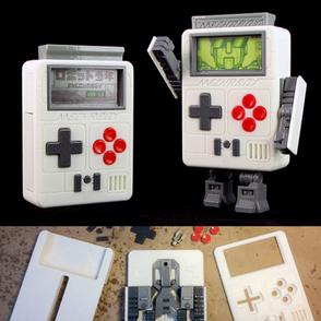 MECHABOY Transforming Toy Design